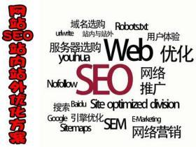 1份完整详细的网站SEO站内优化方案
